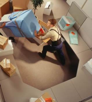 Mudanzas y tranportes en espa a portal sobre mudanzas for Mudanzas de oficinas